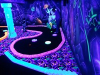 GlowGolf Amsterdam in Amsterdam, Noord-Holland