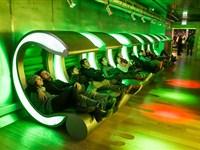 Heineken Experience in Amsterdam, Noord-Holland