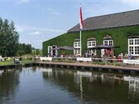 Het Poldermuseum in Heerhugowaard, Noord-Holland