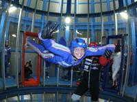 Indoor Skydive Roosendaal in Roosendaal, Noord-Brabant