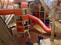 Indoor Speelparadijs De Leeuwenborg in Nieuw Scheemda, Groningen
