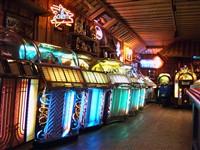 Jukeboxenmuseum in St Oedenrode, Noord-Brabant