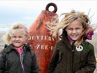 Juttersmu-ZEE-um in Zandvoort, Noord-Holland