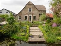 Kaasboerderij Hoogerwaard in Ouderkerk aan den IJssel, Zuid-Holland