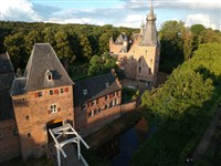 Kasteel Doorwerth in Doorwerth, Gelderland