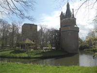 Kasteel Duurstede in Wijk bij Duurstede, Utrecht