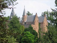 Kasteel Museum Sypesteyn in Loosdrecht, Noord-Holland