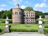 Kasteel Rosendael in Rozendaal, Gelderland