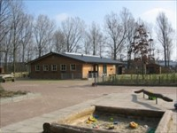 Kinderboerderij De Olievaar in Uithoorn, Noord-Holland