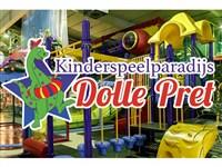 Kinderspeelparadijs Dolle Pret in Almelo, Overijssel