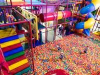 Kinderspeelparadijs Het Speelkasteel in Hoofddorp, Noord-Holland