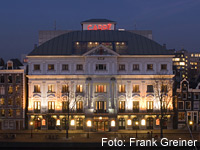 Koninklijk Theater Carré  in Amsterdam, Noord-Holland