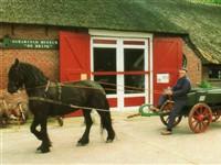 Landbouwmuseum De Brink in Veenklooster, Friesland