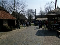 Limburgs Openluchtmuseum Eynderhoof in Nederweert-Eind, Limburg