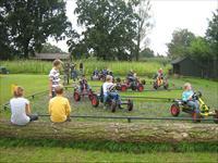Speelpark & Maisdoolhof Voorthuizen in Voorthuizen, Gelderland
