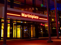 Martiniplaza theater in Groningen, Groningen