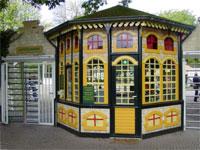 Familiepretpark Mini Mundi in Middelburg, Zeeland
