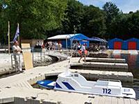 MiniHaven Schutterspark in Brunssum, Limburg