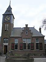 Museum Het Oude Raadhuis in Urk, Flevoland
