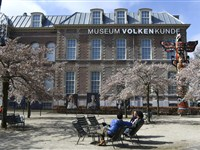 Museum Volkenkunde in Leiden, Zuid-Holland