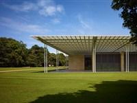 Museum Voorlinden in Wassenaar, Zuid-Holland