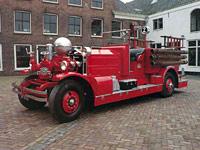 Nationaal Brandweermuseum in Hellevoetsluis, Zuid-Holland