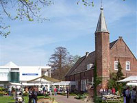 Stadskweektuin in Haarlem, Noord-Holland