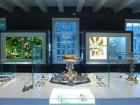 Nederlands Zilvermuseum Schoonhoven in Schoonhoven, Zuid-Holland