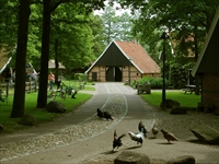 Openluchtmuseum Ootmarsum in Ootmarsum, Overijssel