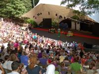 Openluchttheater Cabrio in Soest, Utrecht