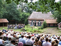 Openluchttheater De Kösterskoele in Markelo, Overijssel