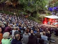 Openluchttheater Valkenburg in Valkenburg, Limburg