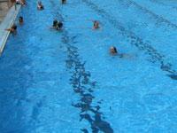 Zwembad De Boskamp in Westerbork, Drenthe