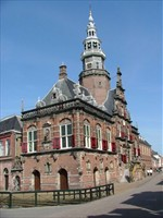 Oudheidkamer Bolsward in Bolsward, Friesland