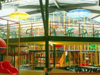 Kinderspeeldorp Pee Wee in Posterholt, Limburg