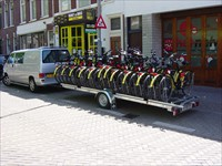 Rent a Bike Haarlem in Haarlem, Noord-Holland