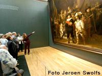 Rijksmuseum Amsterdam in Amsterdam, Noord-Holland