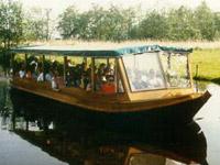 Rondvaart Zuideinde in Giethoorn, Overijssel
