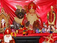 Sinterklaasmuseum Zwolle in Zwolle, Overijssel