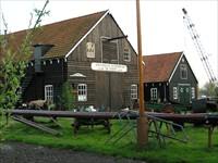Skûtsjemuseum Earnewâld in Earnewâld, Friesland