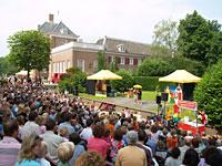 Slottuintheater in Zeist, Utrecht