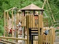 Speelpark Klein Zwitserland in Tegelen, Limburg