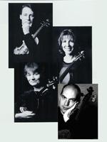 Klassiek strijkconcert Spinoza Kwartet in Dordrecht, Zuid-Holland