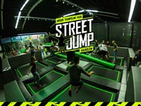 Street Jump Haarlem in Overveen, Noord-Holland