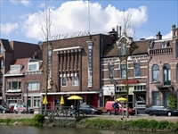 Theater City of Wesopa in Weesp, Noord-Holland