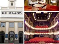 Theater De Maagd in Bergen op Zoom, Noord-Brabant