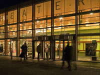 Theater De Vest in Alkmaar, Noord-Holland