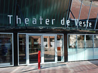 Theater de Veste in Delft, Zuid-Holland
