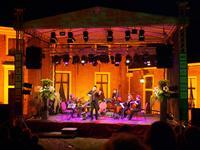 Theater de Winsinghhof in Roden, Drenthe