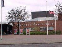 Theater Geert Teis in Stadskanaal, Groningen